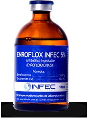 Comprar ENROFLOX INFEC enrofloxacina 5.00g