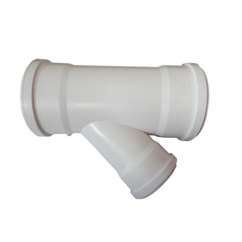 Comprar Ramal 45° PVC Cloacal Junta Elástica 160x110