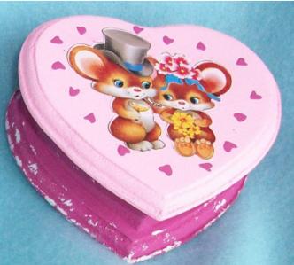 Comprar Cofree en forma de corazon