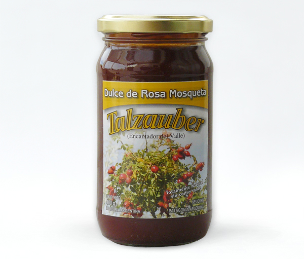 Comprar Dulce Rosa Mosqueta Talzauber - Gourmet Natural