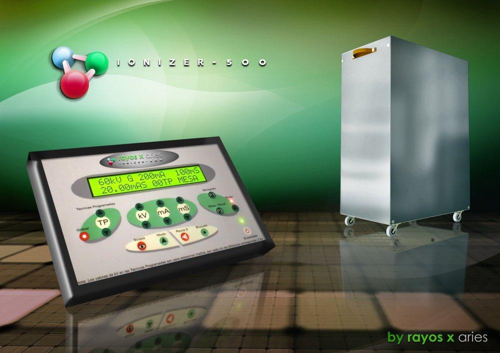 Comprar Ionizer 500