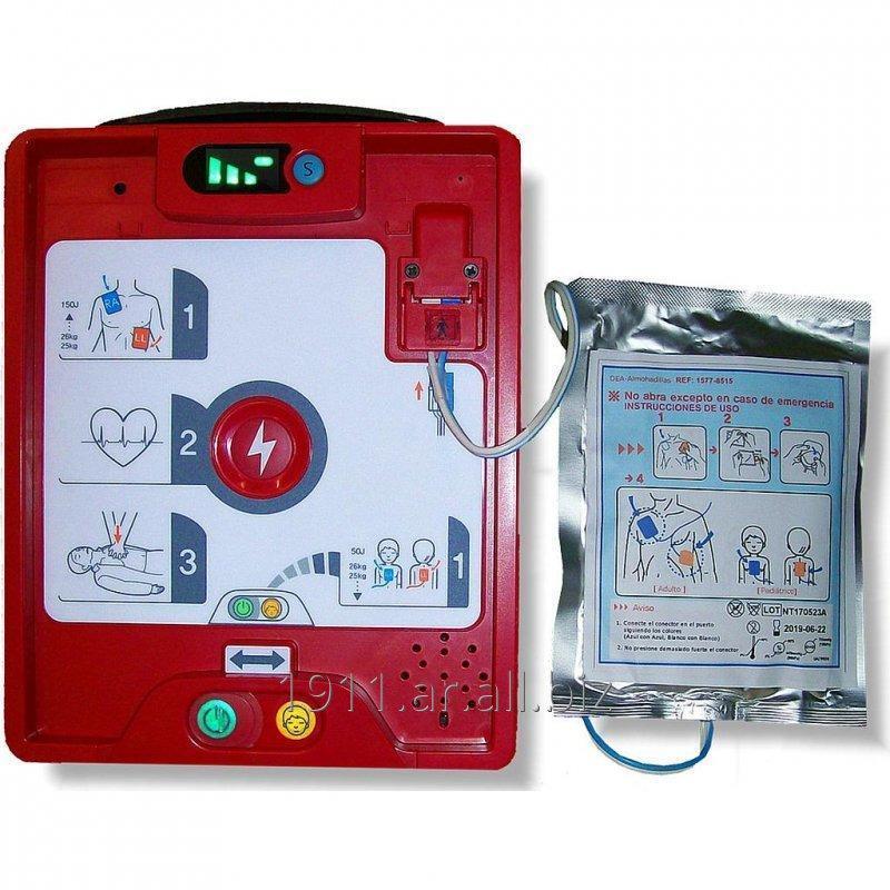 Comprar Desfibrilador Externo Automático (DEA) Feas Electrónica, modelo Heart+ResQ NT-381.C