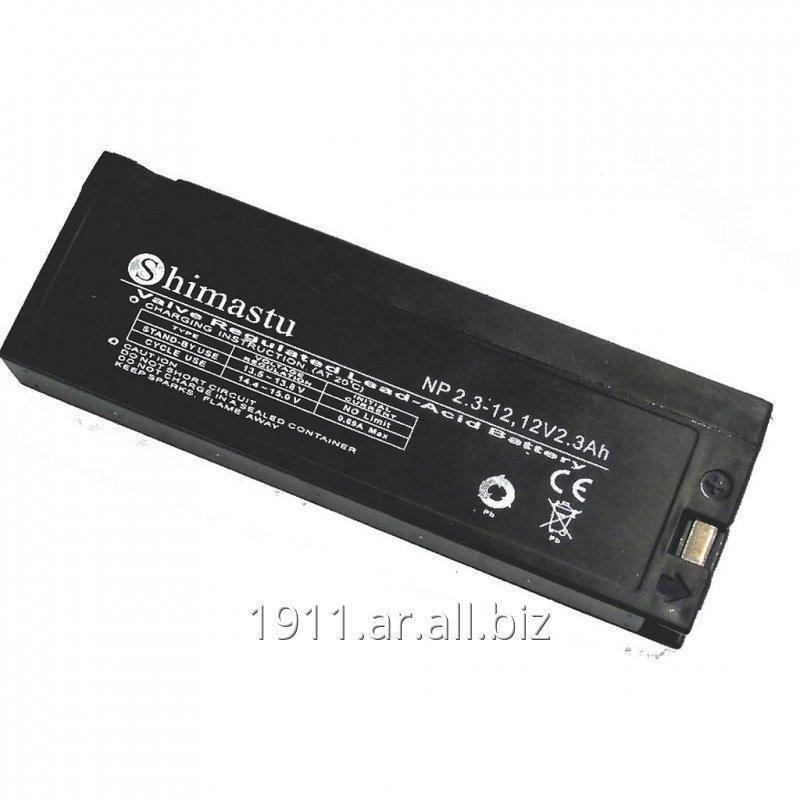 Comprar Batería 12V x 2,3Ah Shimastu NP 2.3-12