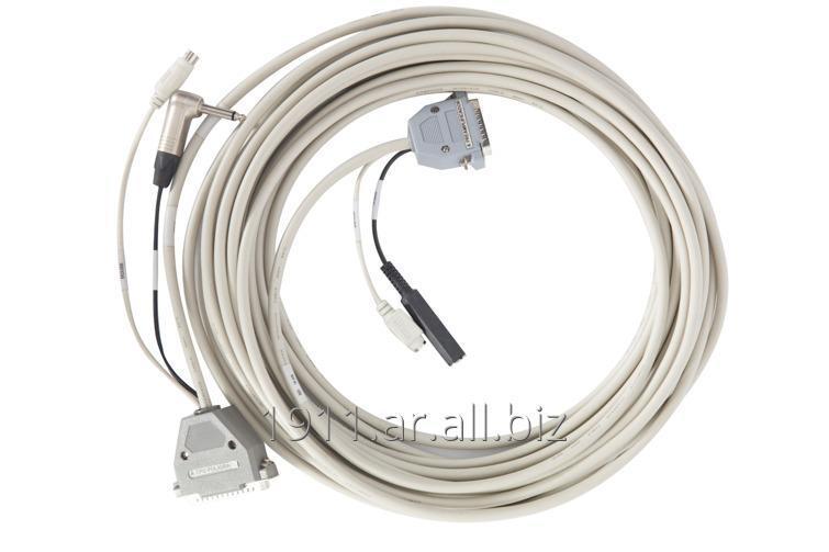 Comprar Cable de interconexión entre CPU y preamplificador de Polígrafo de Electrofisiología y Hemodinamia /SpO2/PNI