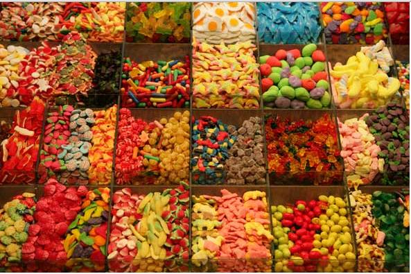 Comprar Caramelos