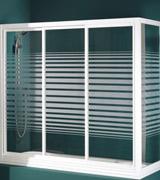 Comprar Mamparas de Baño en Aluminio