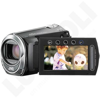 Videocámara Digital Disco Rígido 8GB JVC GZ-MS230BU