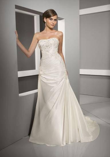 vestidos de novia rosario precios