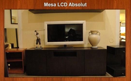 Comprar Mesa LCD Absolut