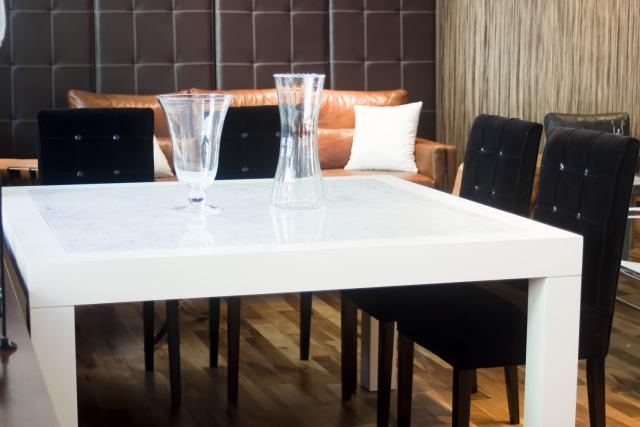 Mesas De Marmol Para Comedor. Affordable Fabulous Stunning Imagen ...
