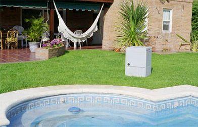 equipos para riego piscina y jardines