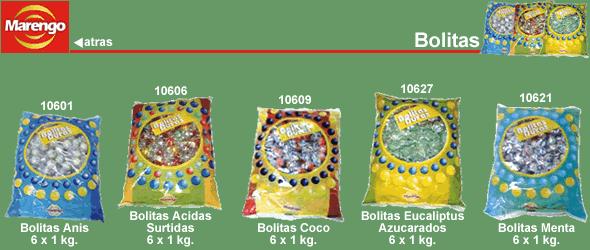 Comprar Caramelos Duros Marengo