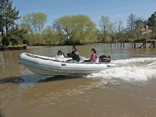 Comprar Barco Semirrigido SRL 45 Tiger