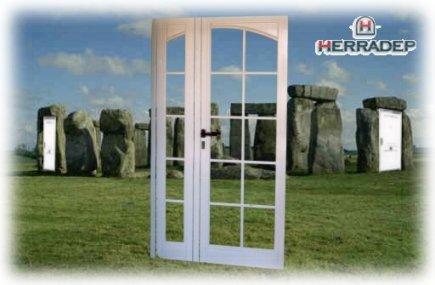 puertas para interior y exterior