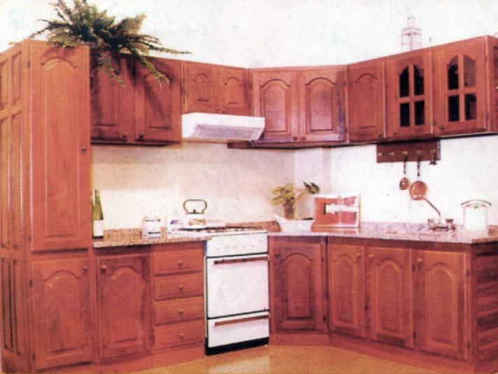 Muebles de Cocina de Madera comprar en