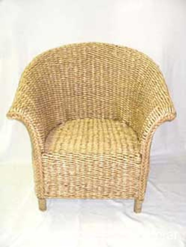 Buy Armchairs wicker