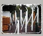 Postes de hormigón