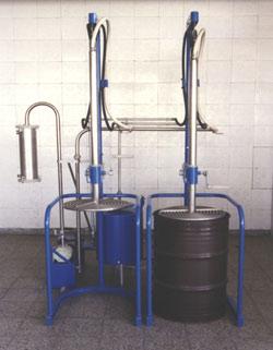 Comprar Pasteurizador Mini Equipos de 1 a 2 Tambores con Motor