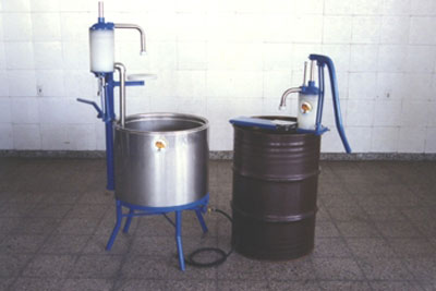 Comprar Dosificadora Manual para aplicar tambor