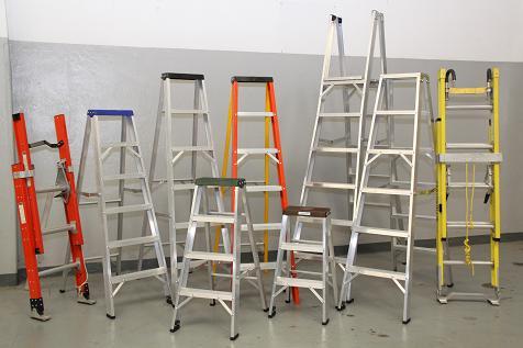 Comprar Escaleras simples de Aluminio