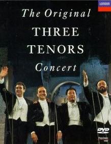 Comprar Los tres tenores en concierto ** Pavarotti carreras domingo** ( Dvd)