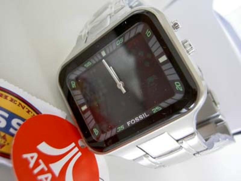 Comprar Reloj FOAC Atari Fossil Galaga Stainless Steel