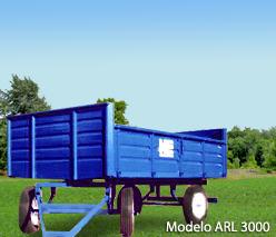 Comprar Acoplado rural para cargas en general, modelo ARL 3000