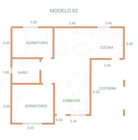 Buy Domestic houses (econom)