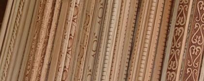 Linea decoración grabadas & minimolduras