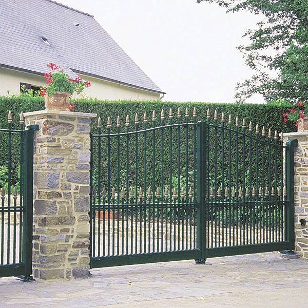 Portones y puertas interiores