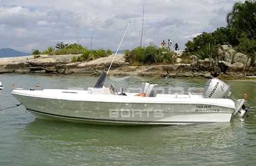 Comprar Lancha Pescadora 440