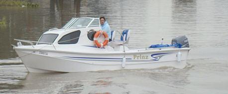 Yate Linea Pro Fishing 630 Cabin