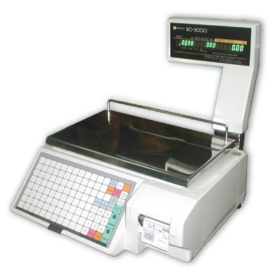 Comprar Balanza Ishida BC-3000