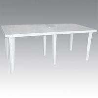 Mesa rectangular 6 patas