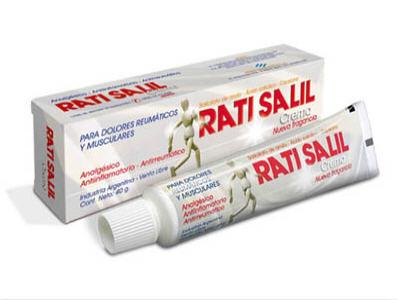 Crema Rati Salil
