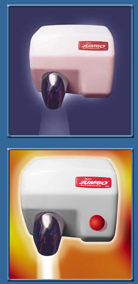 Compro Secador de manos