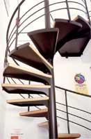 Comprar Escaleras metálicas construidas a medida interiores y exteriores