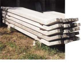 Comprar Postes de Hormigón Armado para cerramiento de alambre tipo hilo