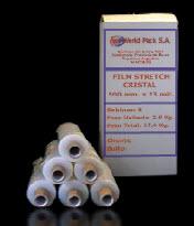 Film Stretch Cristal
