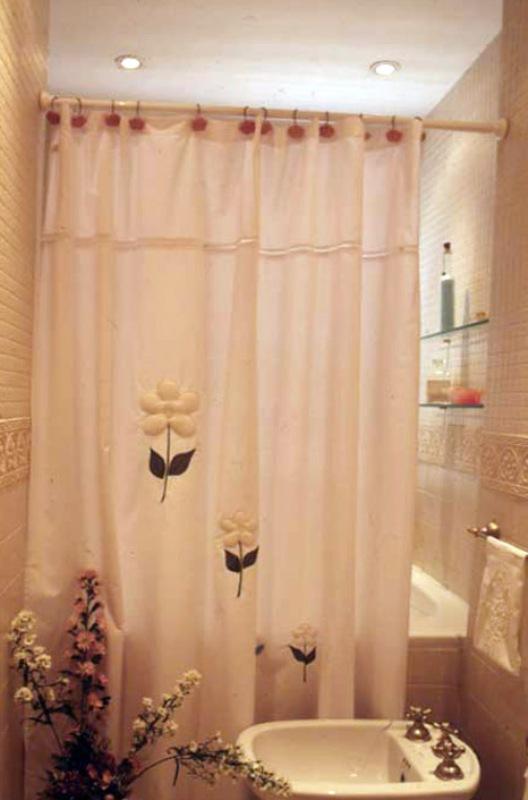 Cortinas para baño - Imagui