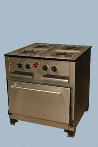 Comprar Cocinas industriales a gas