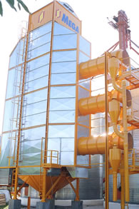 Comprar Secadora de Granos Simple Torre TC80