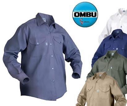 Comprar Camisa Algodón 100% Ombu
