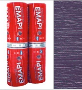 Comprar Membranas Asfálticas con terminación de polietileno Emacober 400