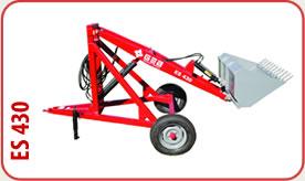 Comprar Extractor de silo con pala ES 430