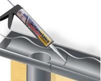 Sellador flexible de alta adherencia Sellametales Megaflex