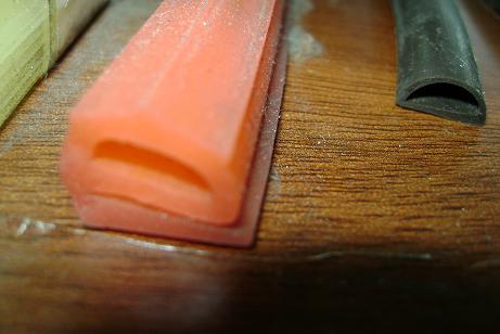 Comprar Burletes en silicona (por extrusión)
