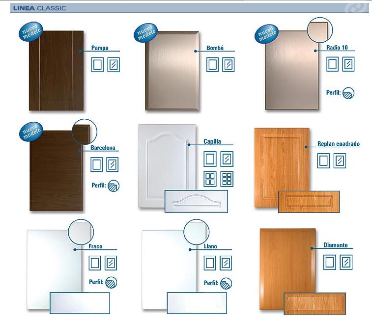 Comprar puertas de cocina : Porches de madera