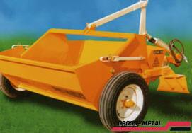 Comprar Pala de arrastre agrícola y vial Modelo N 125