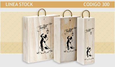 caja para guardar botellas de vino